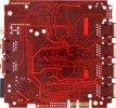 TS-8700 PCB Bottom View