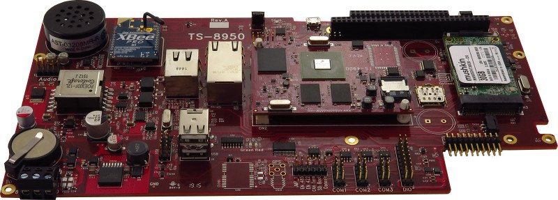 TS-8950-4900 Front View