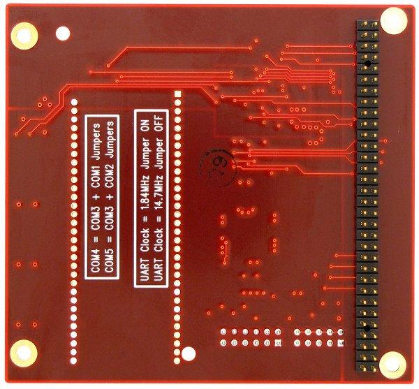 TS-MULTI-104 bottom view